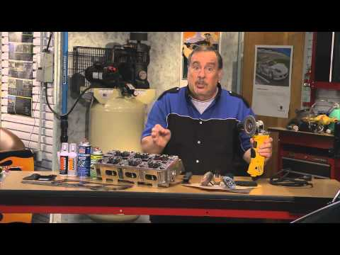 Removing Old Head Gasket & Gaskets on Aluminum Auto Parts