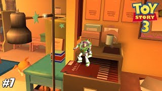 Toy Story 3: The Video Game - PSP Playthrough Gameplay 1080p (PPSSPP) PART 7