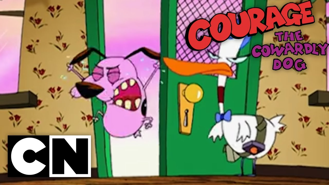 Courage the cowardly dog le quack amnesia specialist