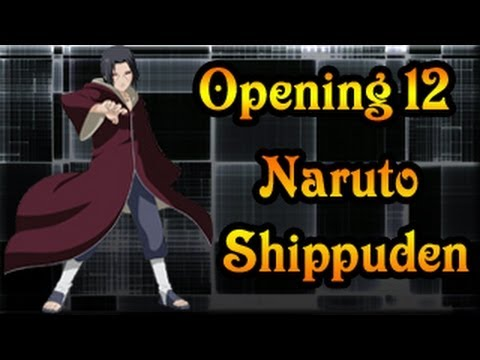 Opening Full N°12  naruto Shippuden  video