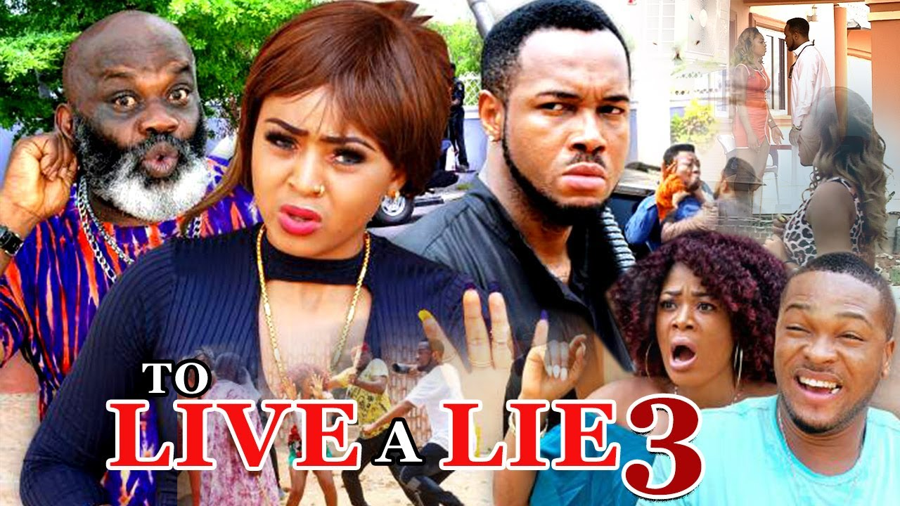 To Live A Lie Nigerian Movie 2017 [Part 3] - P.Collins Production