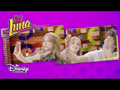 Soy Luna 2 - Super Challenge: Ana Jara, Chiara Parravicini & Jorge Lopez