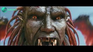 Arya Fighting with Beast || Varna movie | Zee Cinemalu