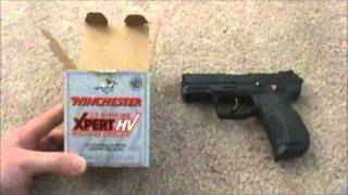 Winchester Xpert .22 ammo review