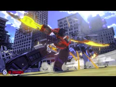 Transformers  Devastation Leaked