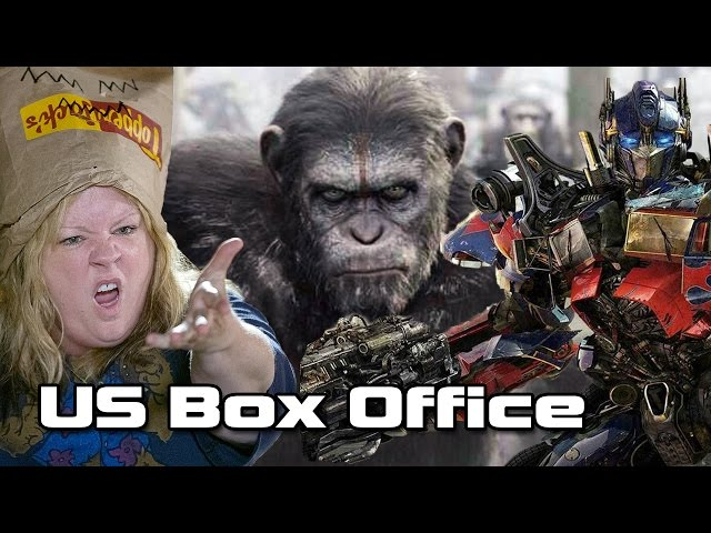 US BOXOFFICE WEEK 28 2014 [HD]