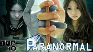 Top 10 Paranormal Games  You Shouldn