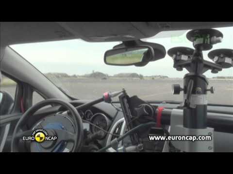 Euro NCAP | Opel/Vauxhall Astra GTC | 2011 | Электронный контроль устойчивости