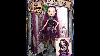 Ever After High Raven Queen Türkçe Tanıtım