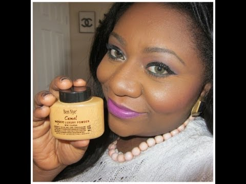 How I Apply Ben Nye Camel Powder/ Review