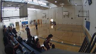 West vs Los Alamitos JV Girls Basketball Fall League