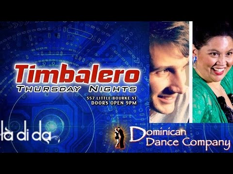 Pro-Am Performance by Jarrod King (first time performer) at Timbalero