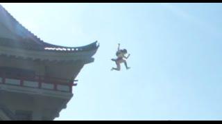 NEW NARUTO - Real Life Japanese School Girls Ninja Fight