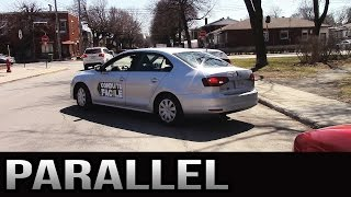 How To: Easy Parallel Parking (Curb Parking) - Version 2.0