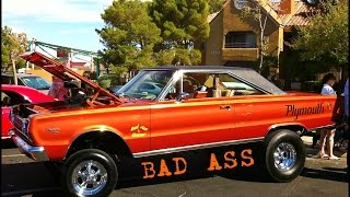 "1966 Plymouth Satellite Gasser ""Bad Ass"""