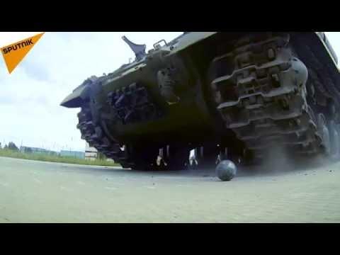 Russian Balls of Steel