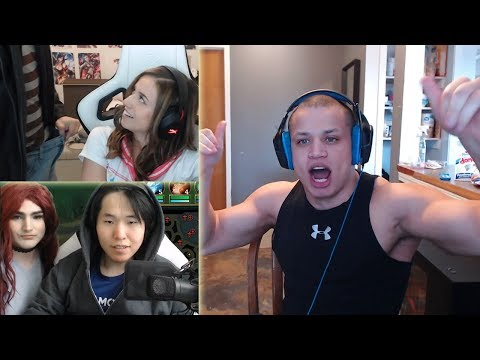 Tyler1 Explains How To Know if You're ALPHA| Fed Shows Poki His... | LoL Stream Moments #85