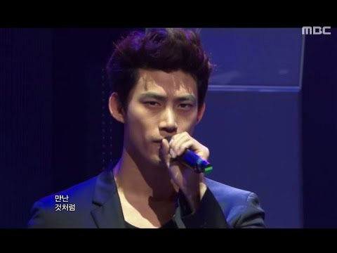 2PM - Like a Movie, 투피엠 - 영화처럼, Music Core 20110625