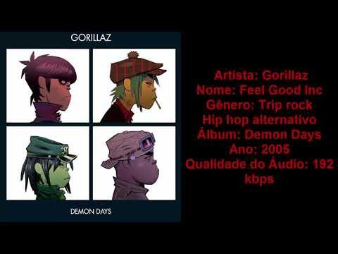 Gorillaz - Feel Good Inc. | Download Musica MP3