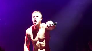 Download Lagu Imagine Dragons live - Whatever it Takes - BBT Pavilion - Camden NJ- 104.5 Birthday Show- 6/30/2018 Gratis STAFABAND