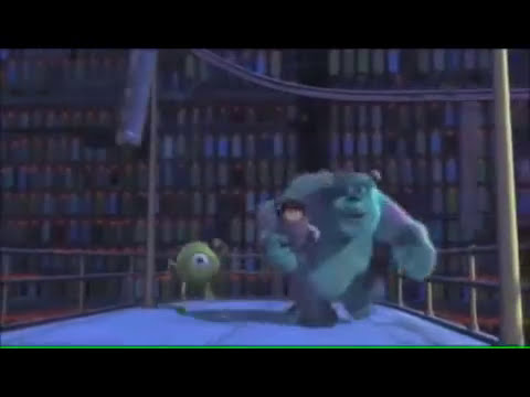 Monsters Inc.  -    Door Chasing