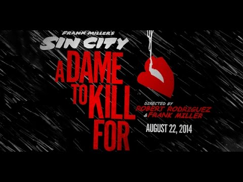 Recension: Sin City: A Dame to Kill For