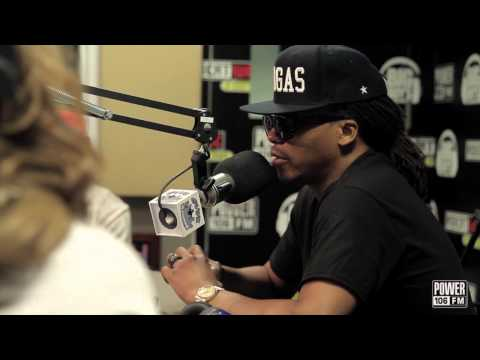 Lupe Fiasco's candid and uncut interview with Rikki Martinez