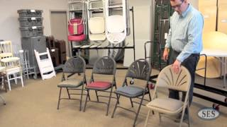 Comfort Series Folding Chair