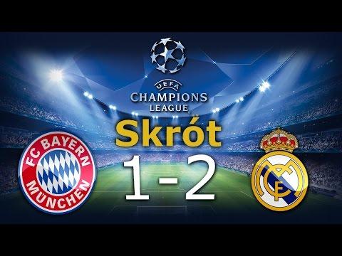 ⚽Bayern Monachium 1-2 Real Madryt - Skrót / Highlights - Champions Leaugue 1/4 Final [12.04.2017]