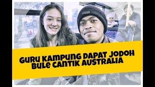 CUMA GURU HONOR, TAPI KETEMU JODOH  BULE CANTIK AUSTRALIA #YUDITONTON VLOG 2
