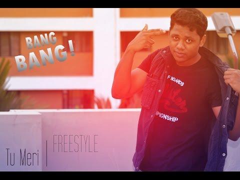Tu Meri  | Bang Bang | Dance Cover | Feat Hrithik Roshan  | Vishal Shekhar |Twinkle| Pk |HD
