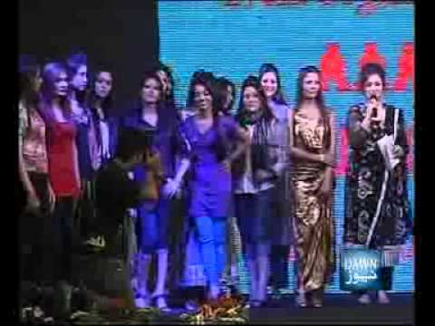 News Package Fashion Show in Lahore
