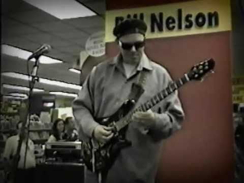 BILL NELSON-GLORIA MUNDAE-LIVE IN HOLLYWOOD 1996