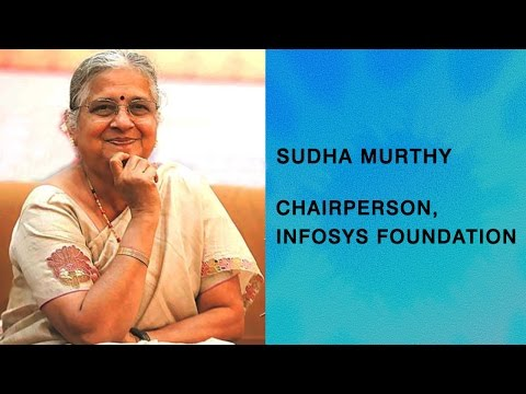 In conversation with Sudha Murthy, Chairperson, Infosys Foundation (Part 1- Full Interview)