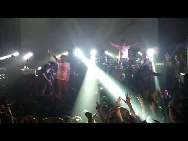 ENTER SHIKARI - MINSK [Full Show] Nov 2013