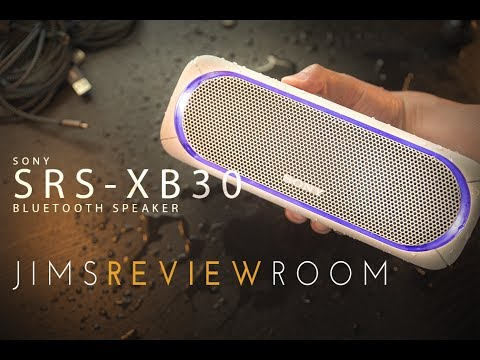 Sony SRS-XB30 vs JBL Charge 3 - Plus REVIEW