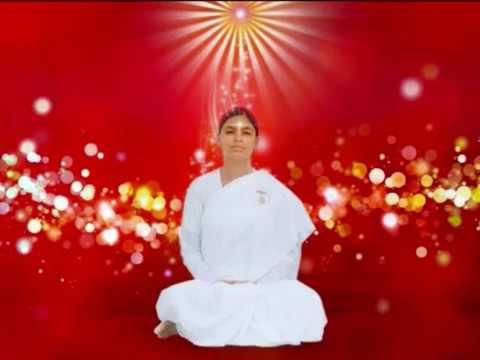 Aye Dil Mere Tuu Dheeraj Dhar Ab Waqt Sunehra Aayega - Absolute Beauty - Bk Meditation. video