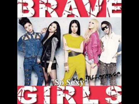 [MP3 DOWNLOAD] Brave Girls- So Sexy w/ Romanized & English Lyrics