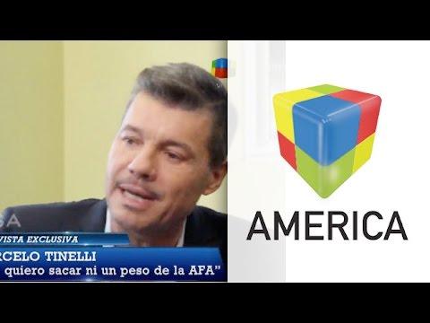 Marcelo Tinelli: No quiero sacar ni un peso de la AFA