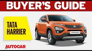 Tata Harrier | Which Variant to Buy | Buyer's Guide | Autocar India