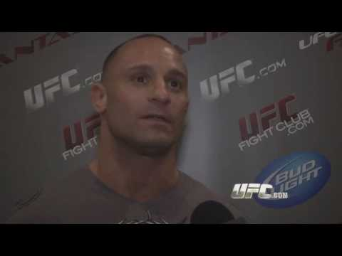 Matt Serra and Frank Trigg:  Two guys not afraid to express their opinions Image 1