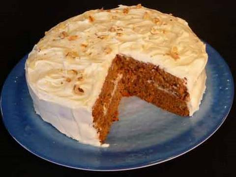 Carrot Cake Recipe (Eggless or Not) - Easy Cake Recipes
