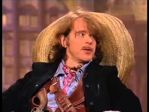 Helge Schneider in der Harald Schmidt Show (27.02.1998)