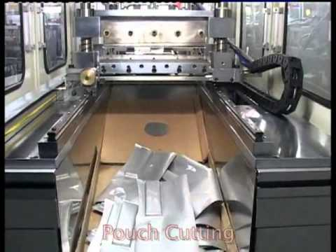 Gens ace lipo battery production process with caption~Powered by Gens Ace.flv