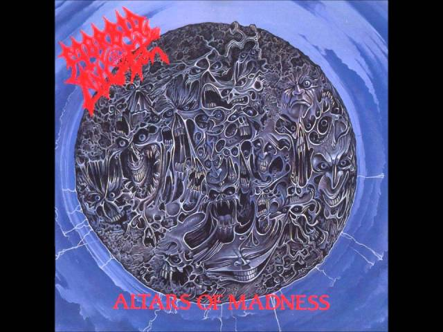 Morbid Angel - Maze of Torment