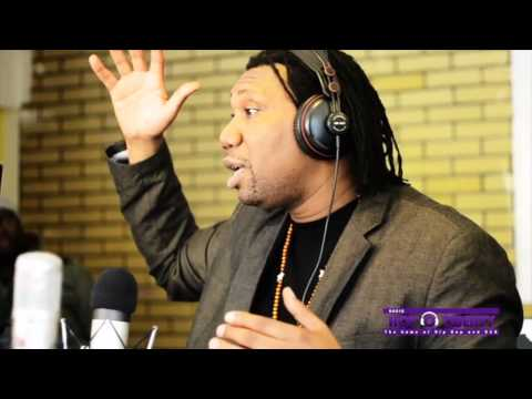 KRS ONE INTERVIEW @ HOTOTWENTY RADIO AMSTERDAM