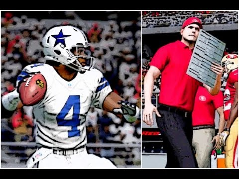 Madden NFL 13 Connected Careers CCM: Jim Harbaugh Mad at San Francisco Defense ft London Bridges
