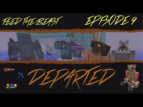 FTB Departed: Episode 9 - Exploration