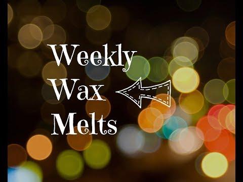 Weekly Warm Wax Reviews - Sept. 26. 2017