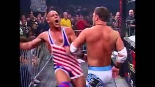 Hard Justice 2008: Kurt Angle vs. AJ Styles